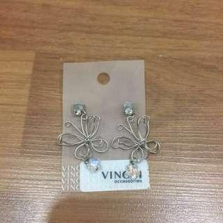 Vincci Butterflies earrings