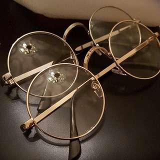 REDUCED Fashion Circle Glasses