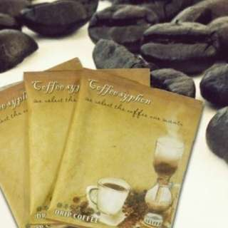 ID,,,VN,,EH,,COFFEE,, 原豆研磨-濾掛式高山咖啡5盒(5包/盒
