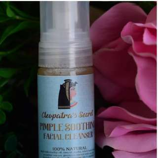 Cleopatra's Secret Pimple Soothing Facial Cleanser