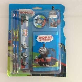 Thomas wallet and stationary set- kids Party goody bag gift idea