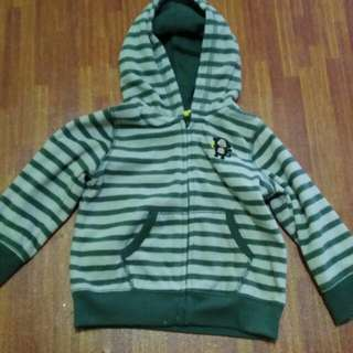 carter's baby sweater