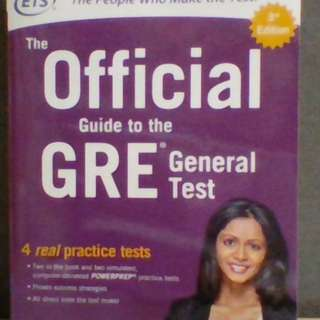 ETS The Official Guide to the GRE General Test