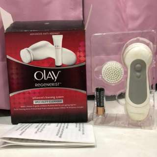 Olay Cleansing Machine (No cleansing gel)