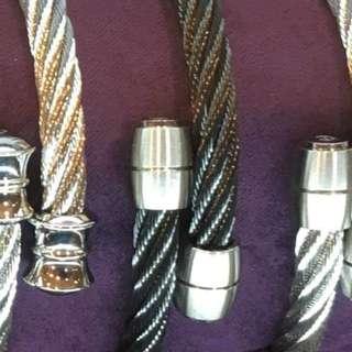 Charriol celtic bracelet in Black