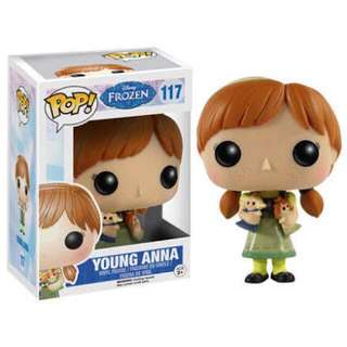 Funko Pop Disney: Young Anna