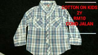 2y cotton on shirt
