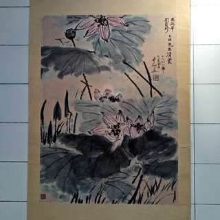 Chinese Painting size 94x68cm