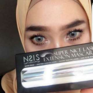 (INSTOCK AVAIL) Authentic NSIS Eyelashes Mascara PO