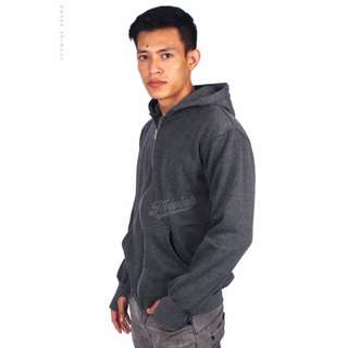 Jaket Zipper ZR1-M Dark Grey