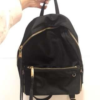 Authentic Rebecca Minkoff Black Backpack