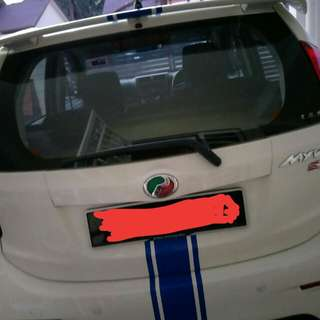 Myvi 1.3 for rent
