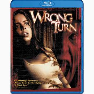 Wrong Turn (Blu Ray )