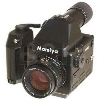 Mamiya 645e + Speed Winder + 45mm + 100mm