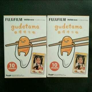 CNY Gudetama Instax/Polaroid Films