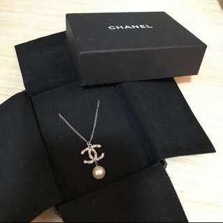 Chanel 珍珠頸鏈