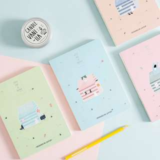 Give Me A Home Mixed Notebook B6