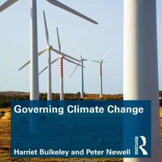 GOVERNING CLIMATE CHANGE BOOK BULKELEY