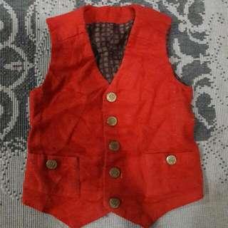 Kid Vest Size 4y