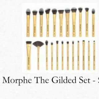 *AUTHENTIC* Morphe, The Gilded Set