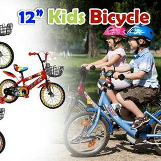 "12"" KIDS BICYCLE"