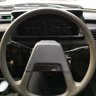 Steering saga fiore mmc