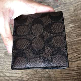 Coach wallet all cards