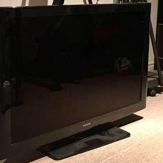 "55"" Samsung plasma tv"