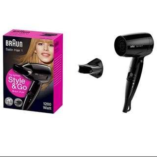 Braun Satin 1 Hair dryer