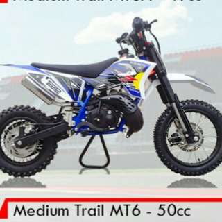 Medium Trail MT6 50cc