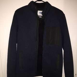 Old Navy Fleece-Lined Sweater