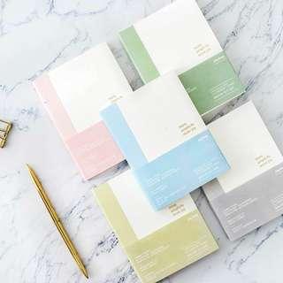 Simplicity Notebook A6