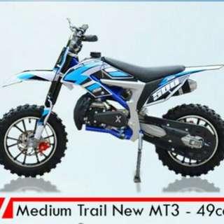 Medium trail MT3 49cc