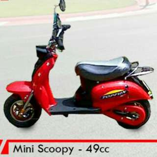 Mini scoopy 49cc