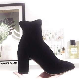EEVEE.CO 8cm sock boot 靴