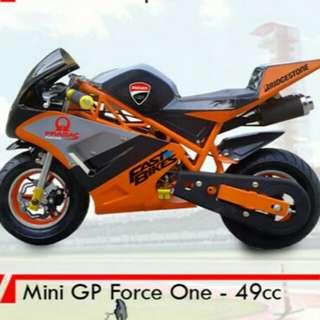 Mini GP force one 49cc