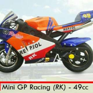 Mini GP racing RK 49cc