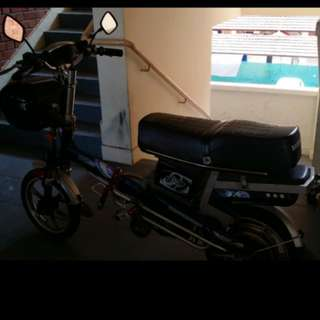 Bought Close To 3k Electronic Bike For Sale