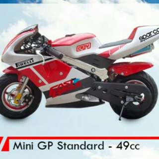 Mini gp standar 40cc