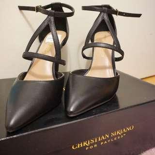 Payless black heels