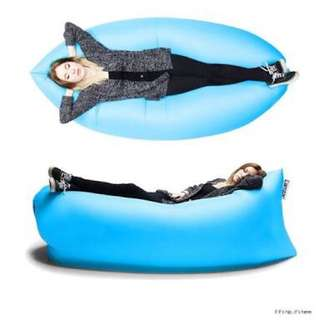 Blow up wind couch beach sofa