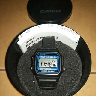 Casio F-105W | Like New