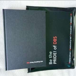 DBS Bank Notebook