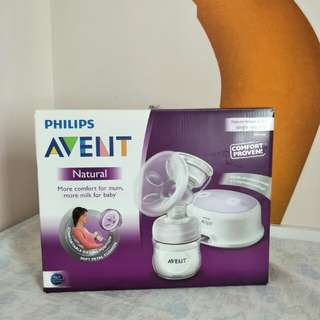 Breast Pump Philip Avent Single