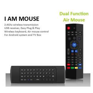 <<< Fly Mouse for all Android TV Media Box >>>