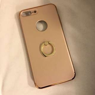 iPhone 7/8 PLUS case with ring
