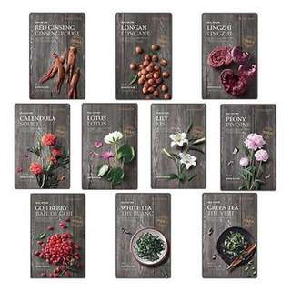 The Face Shop Real Nature Mask 2016 New Version