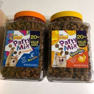 Brand new batch Friskies Party Mix Cat Treats