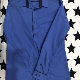 {Reprice}Next Blue Shirt size M