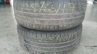 2nd Hand Tyre 225/60/17